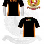 KAOS Oblong Sablon STAPA Center Bangil