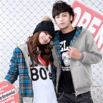Jumper Couple Bahan Fleece