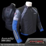 Jaket Contin LUNATIC blue