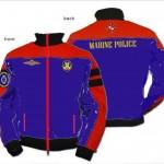 Desain Jaket Surabaya DITPOLAIR POLDA JATIM