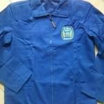Jaket Almamater Sekolah Semi Jas Jasket