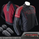 Jaket Contin Speedtrap Red