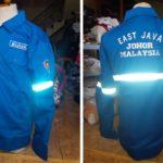 baju jaket lengan panjang lapangan safety