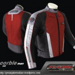 Jaket Contin Corble-Red