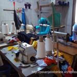 proses produksi jaket toyota Malaysia