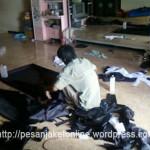 Memotong Jaket TOYOTA MALAYSIA