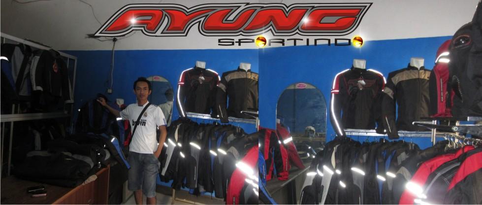 toko jaket motor touring murah online