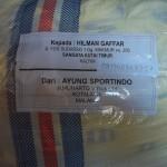 Kirim Kostum Futsal Ke Sangata Kutai Timur