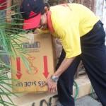 Kirim Jaket Baseball ke Malaysia via DHL