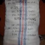 Kirim Jaket Community Drilling ke Bontang