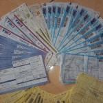 Resi Kirim Jaket Pesanan Online via JNE, TIKI, POS INDONESIA, KARGO NUSARAYA