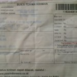 Kirim Jaket via POS INDONESIA