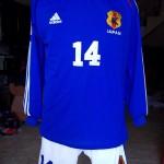 Jersey Futsal Lengan Panjang JFC