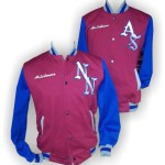 varsity jacket / jaket baseball couple