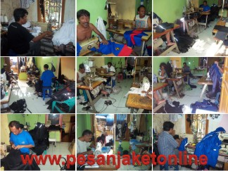 sewing process konveksi malang