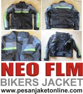 jual jaket motor murah safety Neo FLM