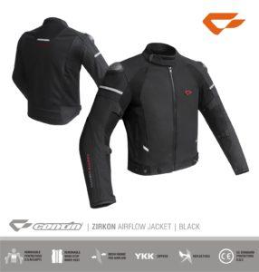 Jacket Motor Contin Terbaru ZIRKON