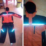 Jaket Safety Tambang Outdoor Parasut Darma Henwa