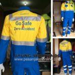 desain wearpack bengkel kerja safety